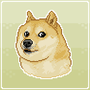 Pixel DOGE by ionrayner