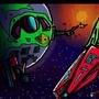 Galactic War by SladeStroke