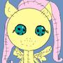Doll Fluttershy by Sweetpuppy76