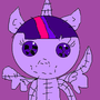 Princess Twlilght Sparkle Doll by Sweetpuppy76