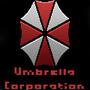 Pixelated Umbrella Logo by davisjustin80