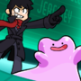 XY BattleSpot - Ditto! by TerminalMontage