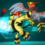 XY BattleSpot - Electivire! by TerminalMontage