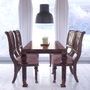 Open Dining Room by Carck
