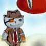 Steampunk cats by DastardlyDylan