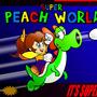 Super Peach World by Cameron-Ohara