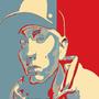 Eminem Portrait by davisjustin80