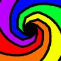 Rainbow Wheel by Rico8u