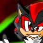 Sonic Boom Shadow by 89animegirl