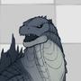 Godzilla (2014) by Soapmonster