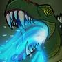 Godzilla by PKShayde
