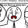 Sticky the Stickman Comics #3 by Sonicyay2
