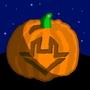 Homestuck Pumpkin by Krichotomy