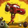 Pixar Comics #1 by geogant