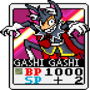 Gashi Gashi in a card game by ScepterDPinoy