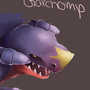 Garchomp by Te3Time