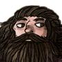Hagrid by ZeTrystan