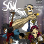 The Soul Issue #1 Cover Remix by kurotoko
