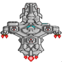 Battleship NX-66 Nemesis by violet5100