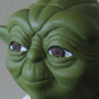 Yoda Sculpture by Mario644