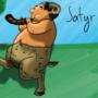 Satyr! by coatey