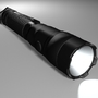 Tactical Flashlight by sunnydk87