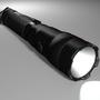 Tactical Flashlight by sunnydk87