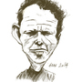 Tom Waits by GraeHunter