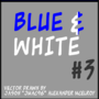 Blue & White #3 - Conflict by JMac96