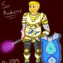 Sir Andicus - Cleric by KBMstudios
