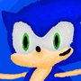 Sonic the Hedgehog by stegosaurus
