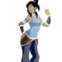 Korra - Trying new stuff by JesusAcHe