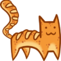Bread Cat 1 by Bobfleadip