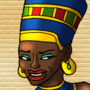 Nefertiti Shakes It by BrandonP