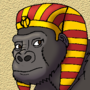 Egyptian Gorilla by BrandonP