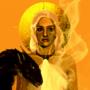 Khaleesi, the Unburnt by AnneLaClairArt