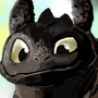 Toothless by FLASHYANIMATION