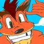 Crash Bandicoot by Oxymoroncartoons