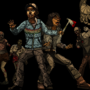 The Walking Dead Mosaic by klopki