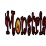 Monstria logo by Shizarah