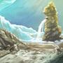 3AD - Random Fantasy Landscape by Xavy-027