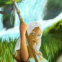 Kida of Atlantis by HSuits