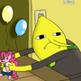 Lemongrab wants Party by IceBreak23