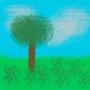 Plains & a Tree by DOTCreeper