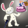 Sam & Max Happy Birthday to me by IceBreak23