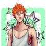 Ginger guy by Dodotu
