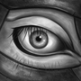 Eye of Avros the Minotaur by WilhelmBlack