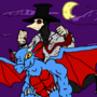 Deviant Art Dragon Ride by akdragon