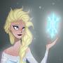 Elsa by JesusAcHe