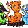 Original Starter Pokemon by jdubz940